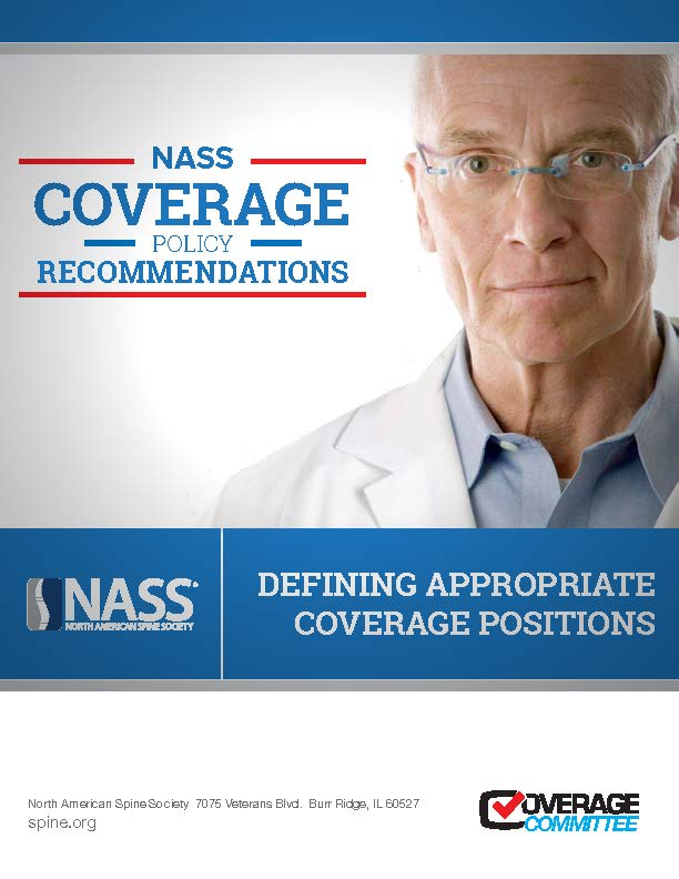 NASS Coverage Recommendations