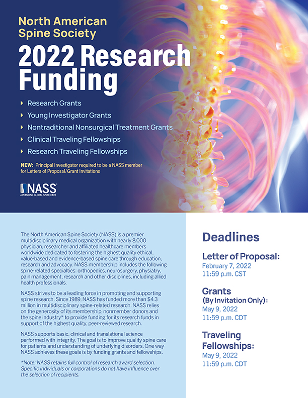 Research Grant Application